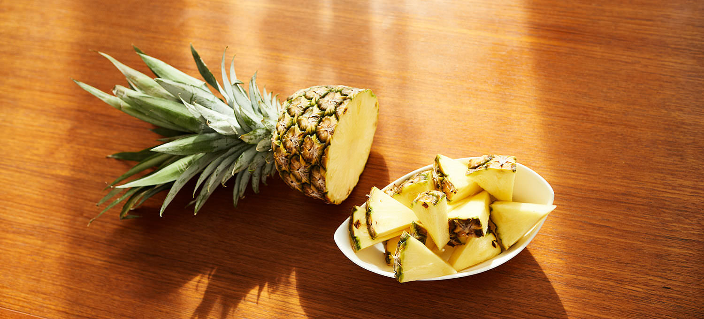 Ananas, Maria Rosner – Ernährungsberaterin ganzheitlich is(s)t anders
